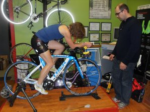 Alice Bike Fit